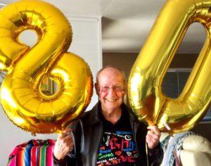 80th birthday video message