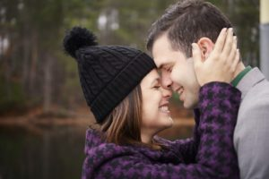 Love story for video message
